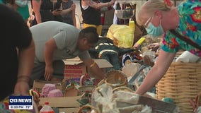 White Center community supporting businesses destroyed by fire