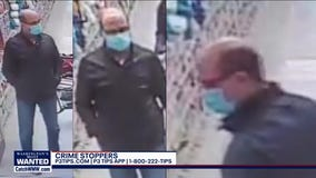 ID needed of suspect who groped vulnerable woman in grocery store
