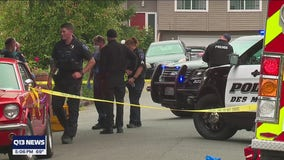 Des Moines man in critical condition after being shot by family member