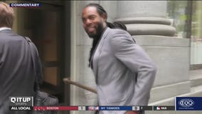 Commentary: Sherman's vow to get help just as admirable as his most important on-field play