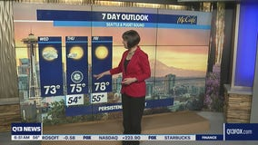 Mild weather continues around Puget Sound