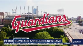 MLB's Cleveland Indians team announces new name