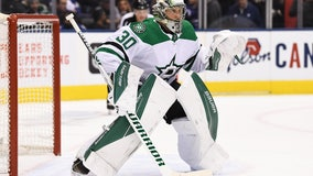 Seattle expansion draft: goalie Ben Bishop to be available