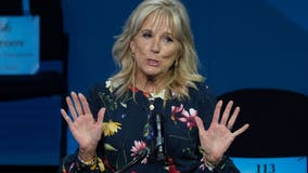First lady Jill Biden to attend Tokyo Olympics opening ceremony