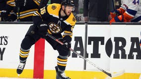 Kraken kick off expansion draft by taking Bruins' Jeremy Lauzon, full roster forming