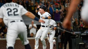 Mariners win on another wild pitch again against Oakland A's
