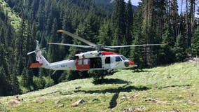 Whidbey Island Search and Rescue crews conduct 5 rescues in 4 days