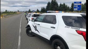 Two people killed in crash on I-5 in Thurston County