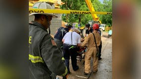 Building collapse in DC: Fifth worker freed from rubble