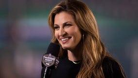 FOX Sports reporter Erin Andrews talks Tubi, upcoming NFL season: 'I'm feeling excited'