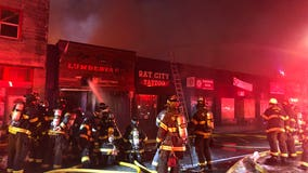Fire damages 8 businesses overnight in White Center