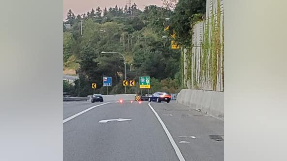 Motorcyclist killed in crash in Tacoma, WSP investigating