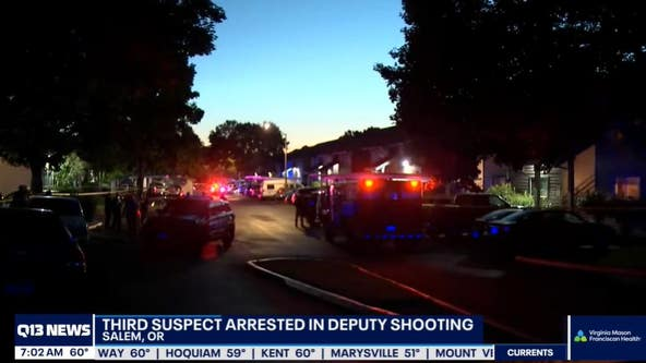 Slain Clark County sheriff's detective posthumously promoted to sergeant