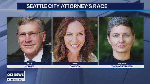 Meet the candidates for Seattle City Attorney