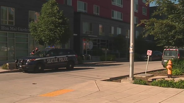 Seattle Police searching for suspect after man shot in First Hill neighborhood