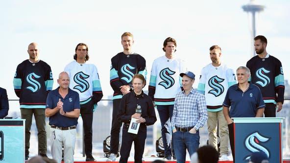 Seattle Kraken releases full schedule for 2021-22 NHL season