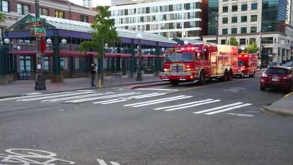 Man in critical condition after getting hit by light rail train in Seattle