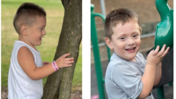 Marysville mom pleading for return of missing 3-year-old son