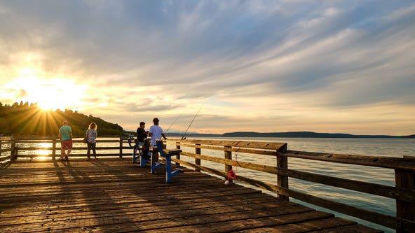 Seattle this July: Sunnier than Phoenix; drier than Los Angeles