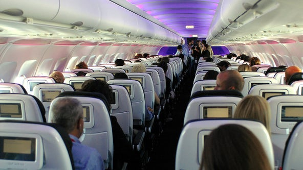 Nearly 1 in 5 flight attendants saw an unruly passenger this year