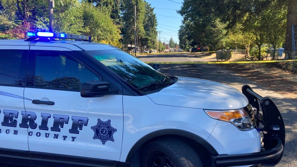 Deputies searching for suspect after argument leads to deadly hit-and-run in Pierce County