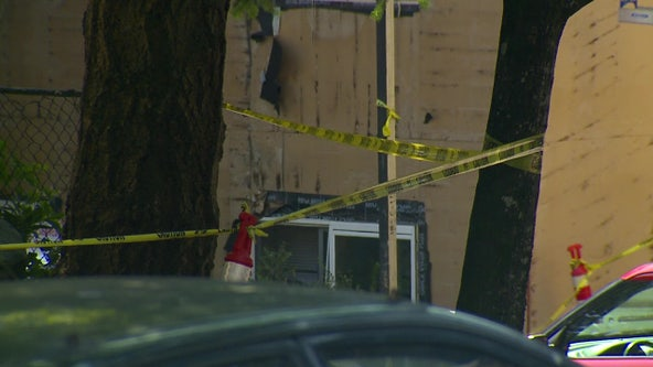 Construction worker suffers gunshot wound after shooter appeared 'out of the woods'