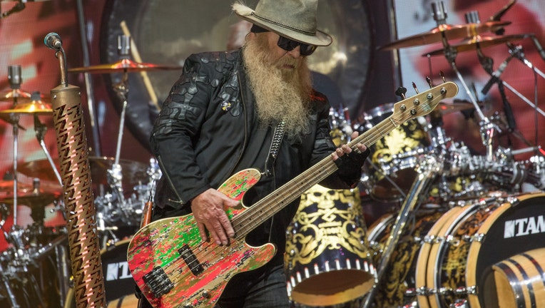 ZZ Top And Bad Co With Cheap Trick In Concert - Austin, TX