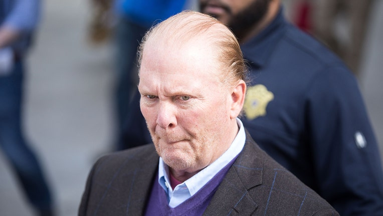 Celebrity Chef Mario Batali Arraigned On Charge Of Indecent Assault And Battery