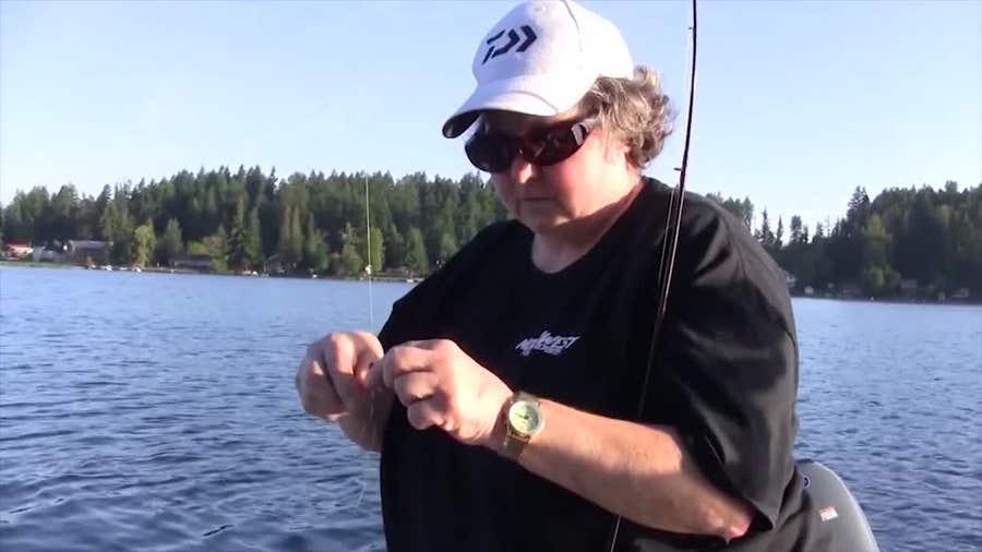 How to Start Still Fishing for Kokanee