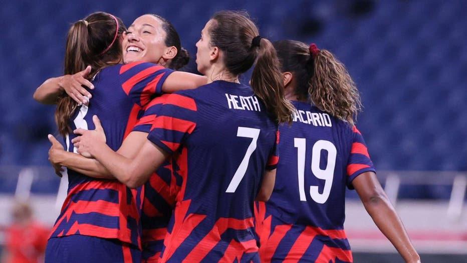 FOOTBALL-OLY-2020-2021-TOKYO-NZL-USA