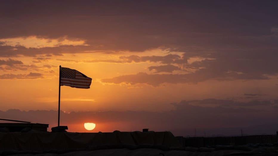 U.S. Forces Conduct Operations In Northern Syria
