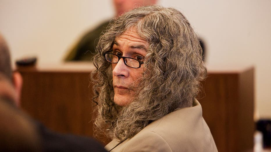 USA - Crime - Penalty Phase Trial for Serial Killer Rodney Alcala