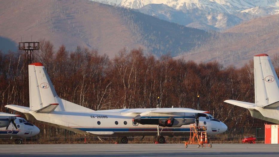 Antonov An-26 passenger aircraft disappears off radar in Russia's Far East