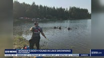 Body of woman rafting with grandson recovered on Carney Lake