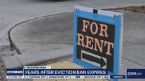 Eviction ban expires