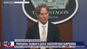 Pentagon to resettle 22,000 Afghan refugees seeking asylum after Taliban takeover