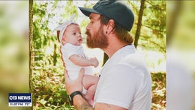 New father paralyzed after hit-and-run crash in Kent