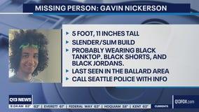 Developmentally delayed teen missing, last seen in Ballard