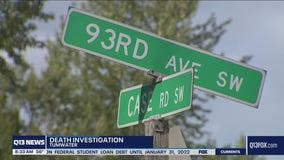 Detectives: Tumwater man shot, killed through window as he slept