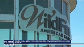 11 sickened with norovirus-like illness linked to Renton restaurant