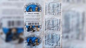 Dog food recalled over salmonella, listeria concerns