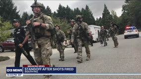 Father involved in hours-long armed standoff with Pierce County deputies while his child was in the home