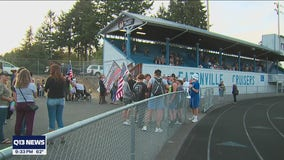 Community divided in Eatonville over COVID-19 monitors for student-athletes