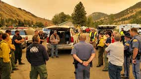 'Go now' evacuations extended in Yakima County as Schneider Springs Fire continues to burn