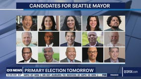 Primary Election ballots due Tuesday