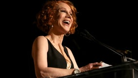 Kathy Griffin has stage one lung cancer