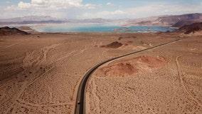 US declares 1st federal water shortage in Colorado River, Lake Mead