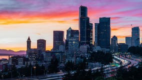 Toasty summer indeed: Seattle reaches 10,000 minutes of 80+ degree weather