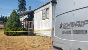 Kitsap County woman arrested for alleged murder of her two children