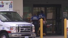 Some ambulances forced to wait outside as Florida hospitals deal with rising number of patients